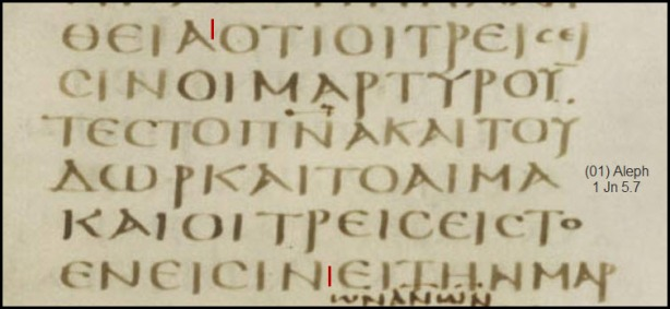 Sinaiticus-1jn5-7